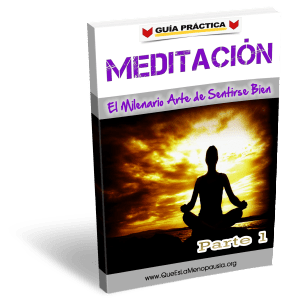 ecover Book Meditacion
