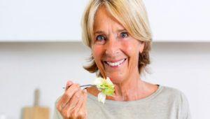 nutricion y dieta en la menopausia