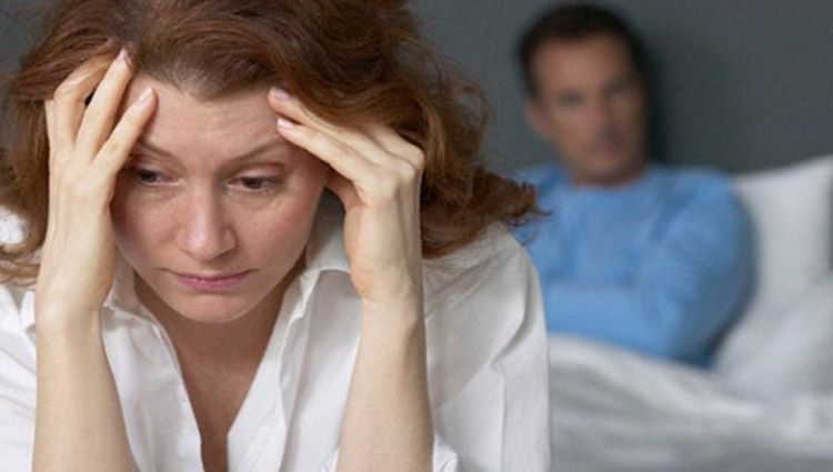 sequedad vaginal en la menopausia