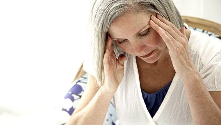 Menopausia: síntomas físicos