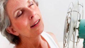 sofocos en la menopausia y el climaterio
