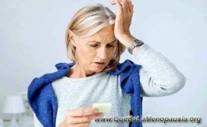 Síntomas de la menopausia prematura o precoz