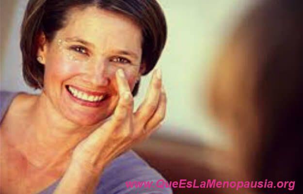 cambios en la piel uñas y pelo en la menopausia