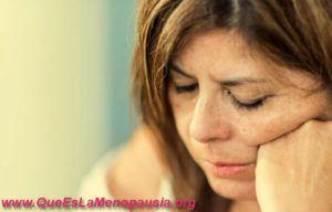 cansancio y debilidad en la menopausia