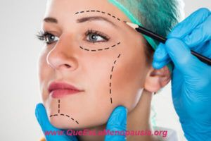 indicación de lifting facial