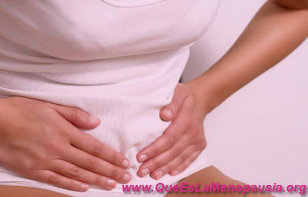 sangrado vaginal irregular en la menopausia