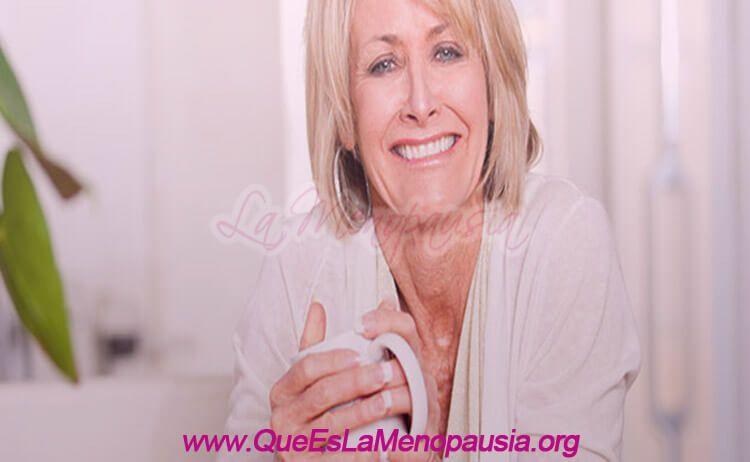 Mujer menopaúsica
