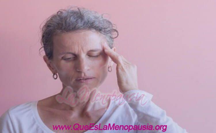 Postmenopausia y sintomas