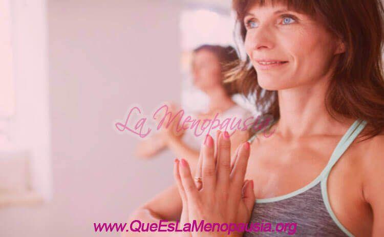 Mujer y ejercicio en la menopausia