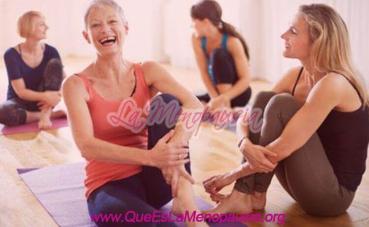 Consejos sobre el ejercicio en la Menopausia