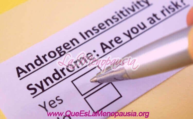 Tipos de Síndrome de insensibilidad androgénica (SIA)