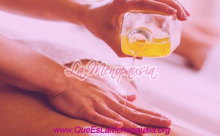 Masajes para la menopausia