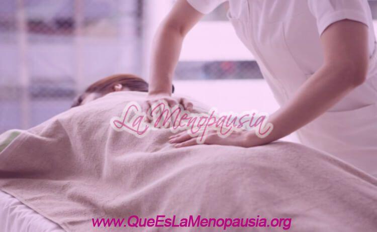 Terapeuta registrado para masajes climaterio
