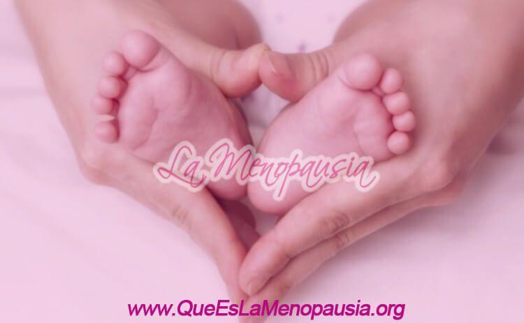 Aspectos sobre el embarazo con ovodonación después de la menopausia
