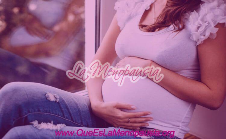 Cuáles son los riesgos de un embarazo después de la menopausia