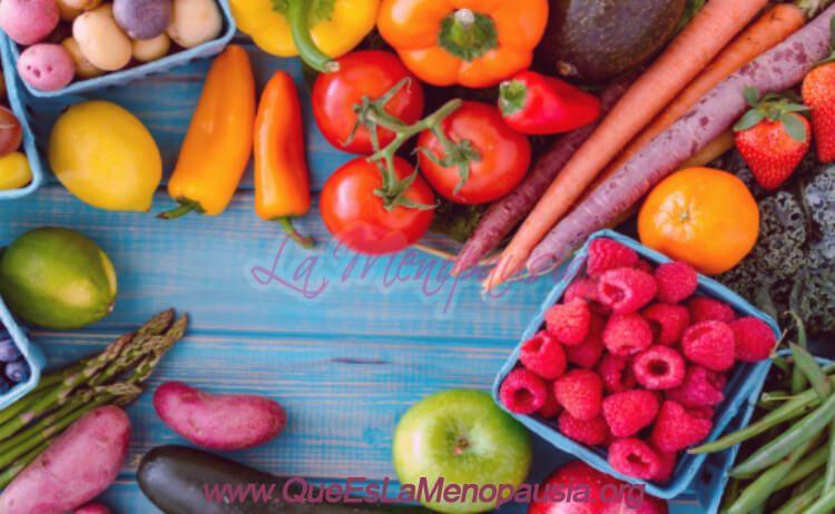 Dieta para Adelgazar: Come más verduras y frutas