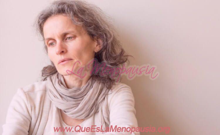 Por qué se producen los síntomas psicológicos de la menopausia