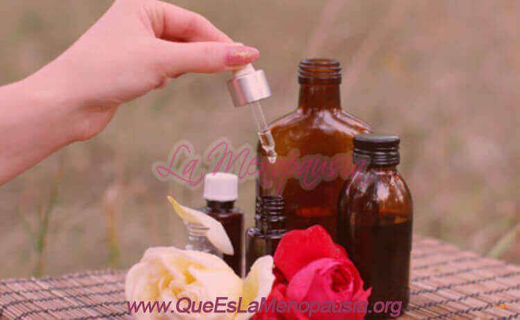 Flores de Bach para los Síntomas de la Menopausia
