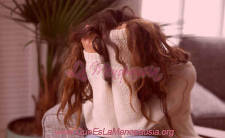 La alopecia androgénica femenina causa de depresión