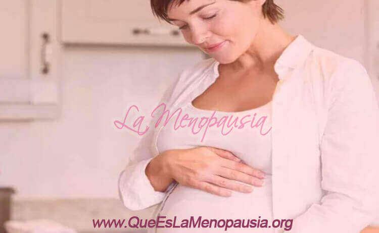 Premenopausia y posibilidad de embarazo