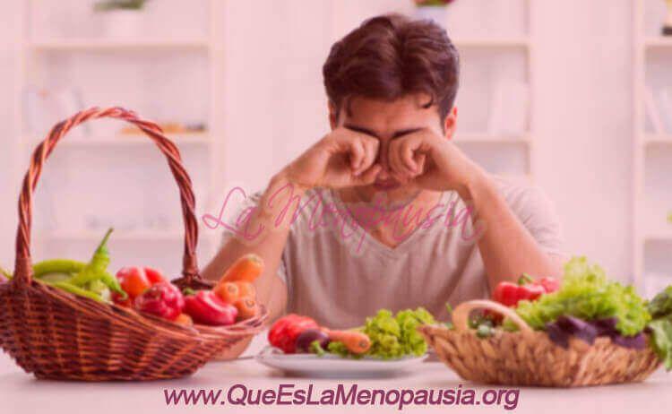 Alimentación en la menopausia y andropausia
