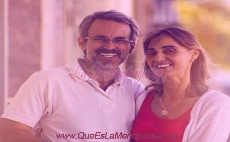 Hombre y Mujer con Menopausia y Andropausia