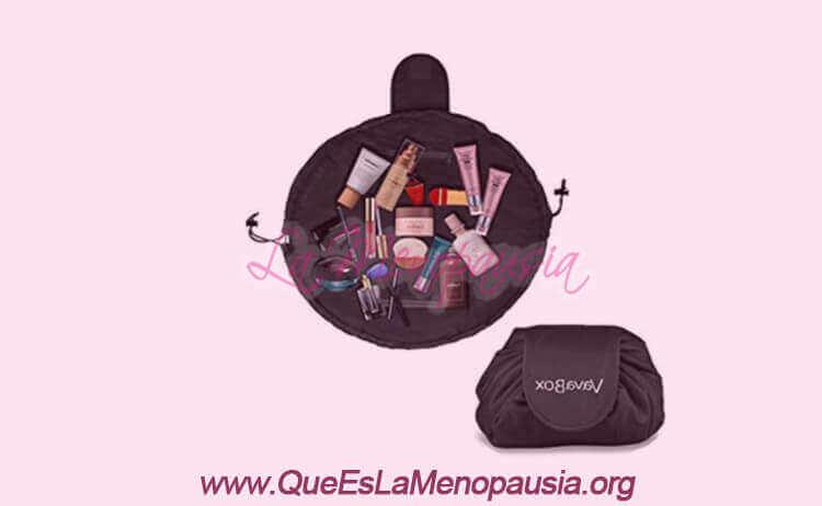 Bolsa saco de cosméticos para viajes