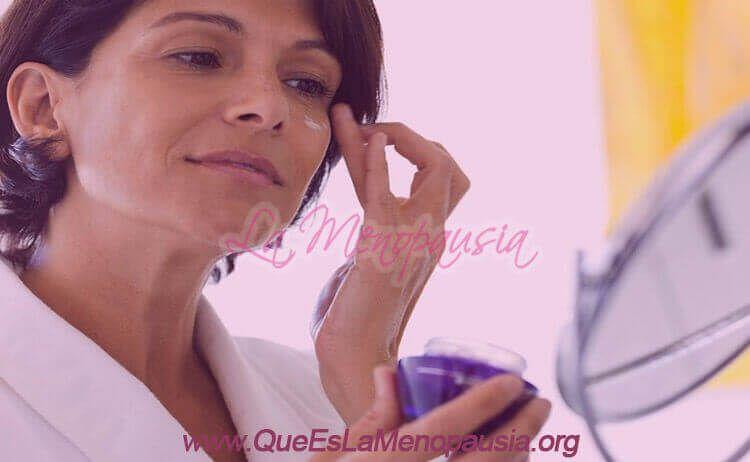Cuidados que se deben tener para la piel después de la menopausia