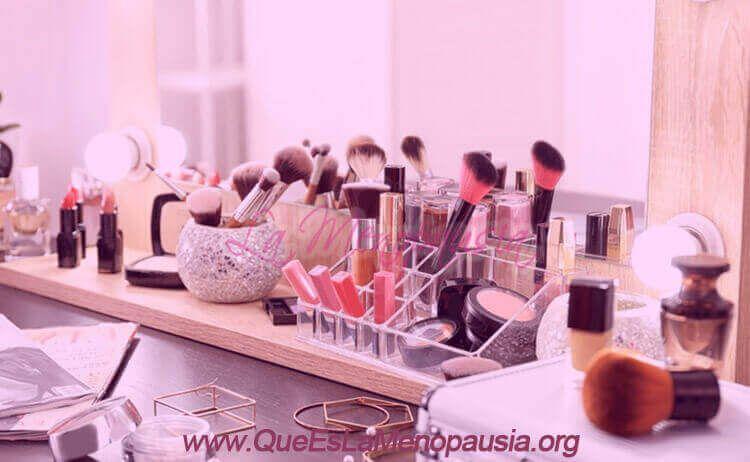 Organizadores de maquillaje - Cómo organizar el maquillaje