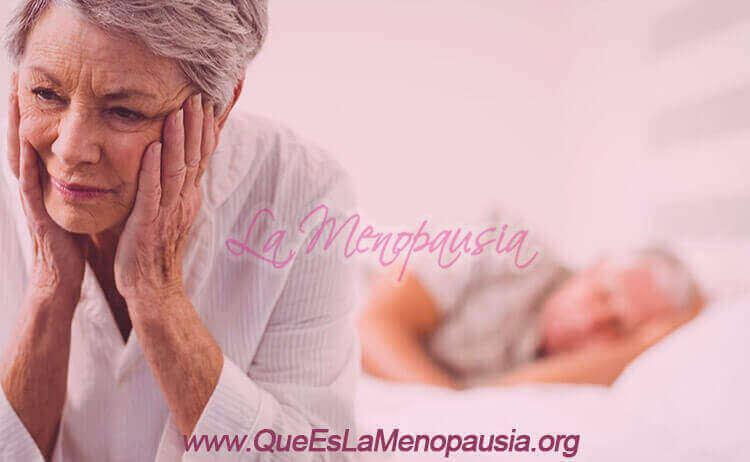 Síntomas de la sequedad vaginal en la menopausia