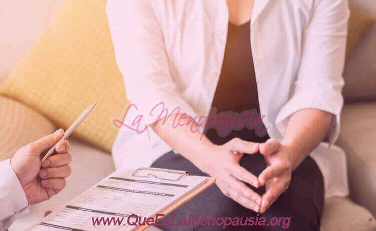 Tratamiento de la sequedad vaginal en la menopausia