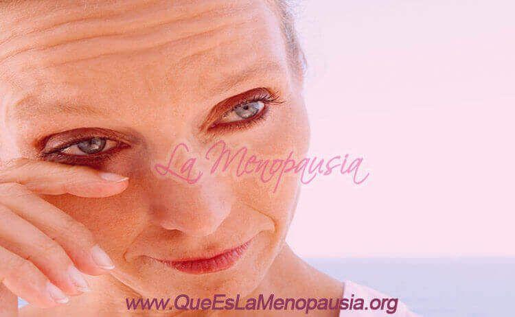 Cómo incide la menopausia en la aparición de problemas visuales