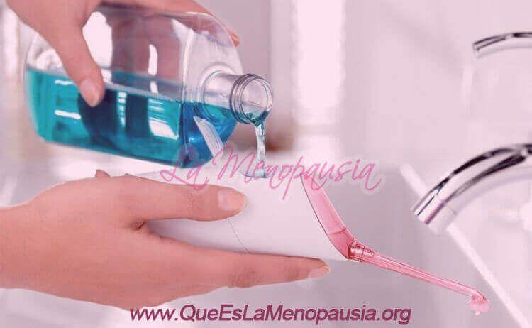 Conclusiones - Irrigador dental en la menopausia