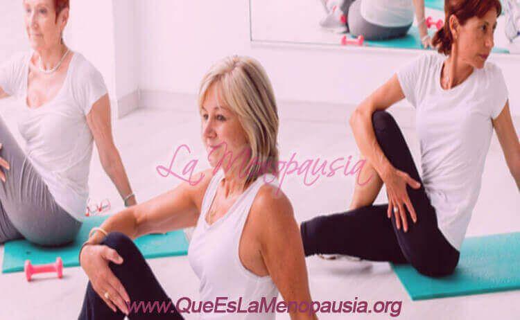 Estilo de vida saludable en la menopausia