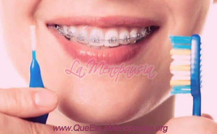 Irrigadores dentales para una buena salud dental en la menopausia