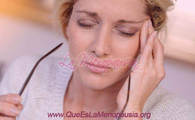 Síntomas de alerta (para los problemas oculares en la menopausia)