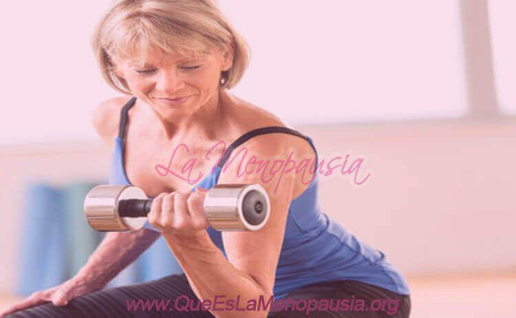 Menopausia y Colesterol: Ejercicio físico