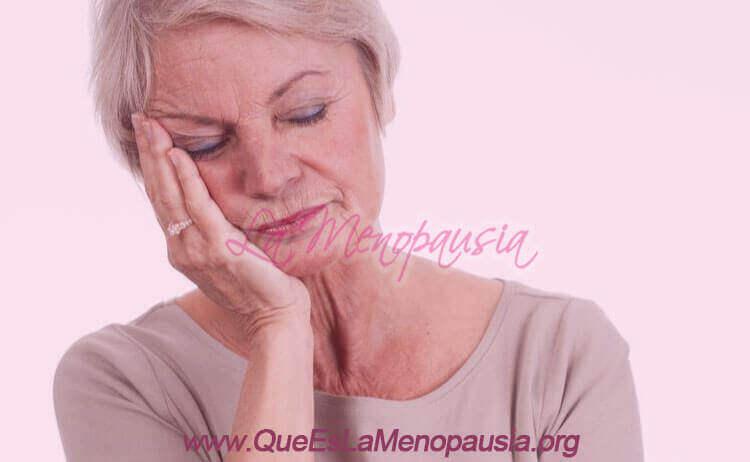 Métodos aliviar los sofocos durante la menopausia