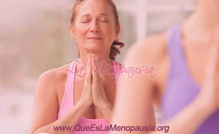 Menopausia y Yoga