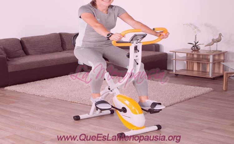 Mantenerse en movimiento - Bicicletas estáticas plegables