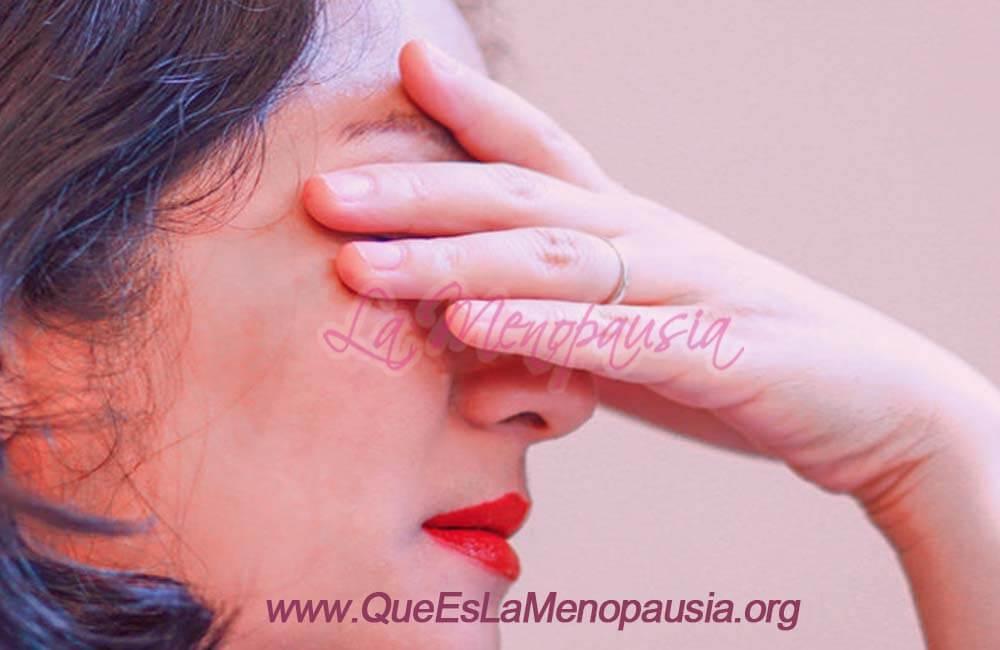 Síntomas más comunes de la menopausia