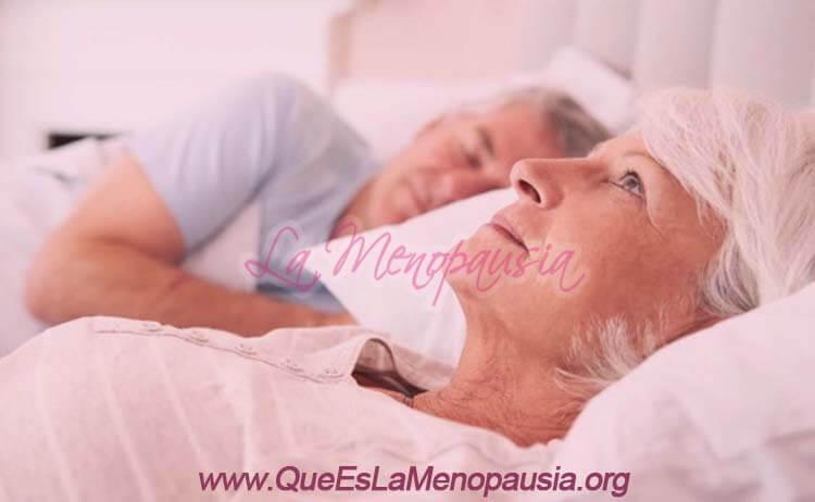 Cuáles son los principales síntomas de la menopausia