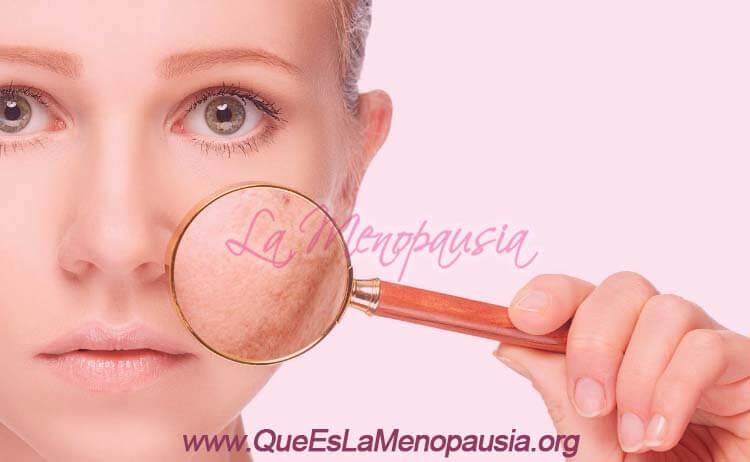Qué cambios podemos notar en nuestra piel al llegar a la menopausia