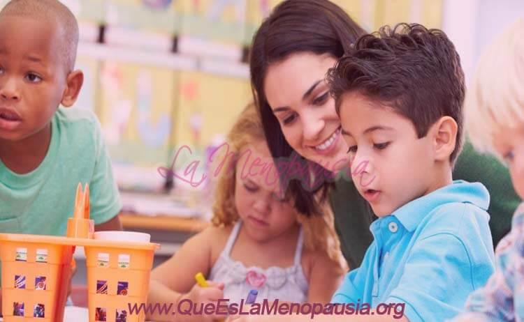Qué es la gestión del aula infantil