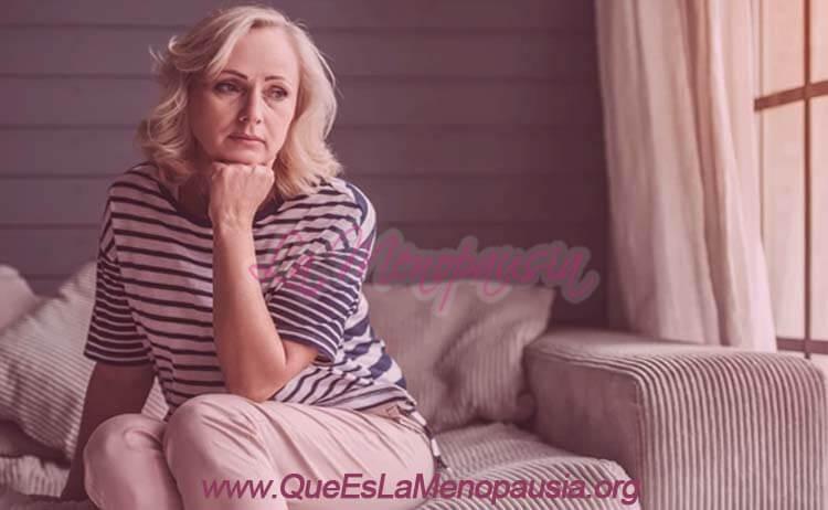 Características de la menopausia y sus síntomas