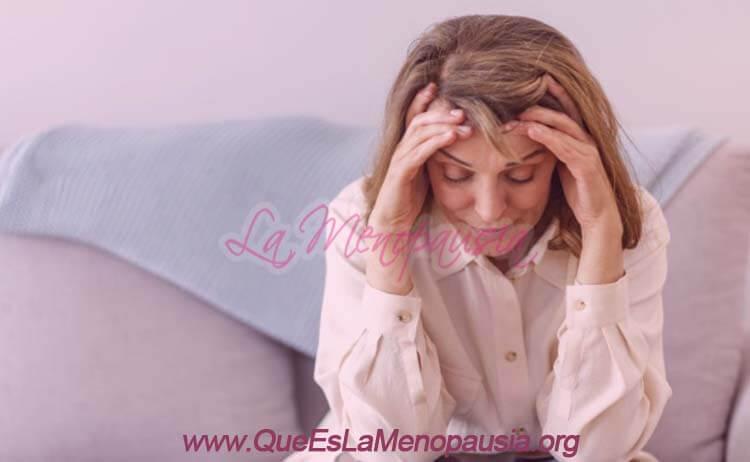Cambios en la menopausia