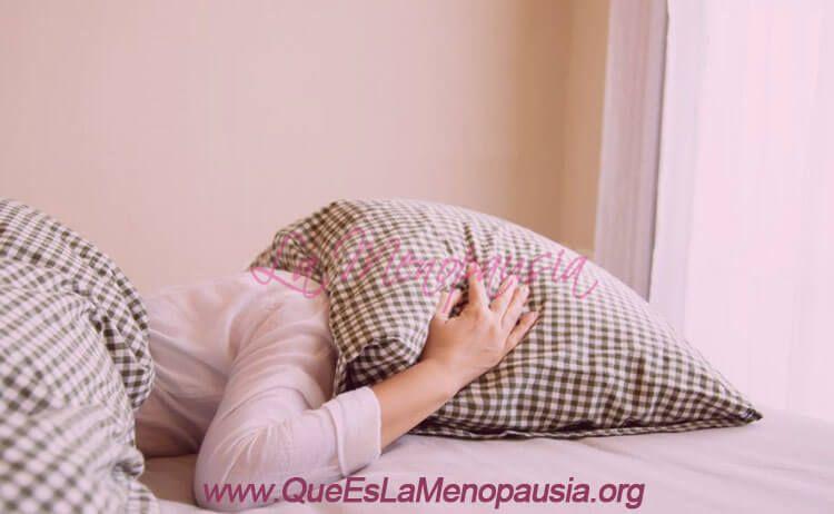 Insomnio y menopausia: ¿Por qué se produce?
