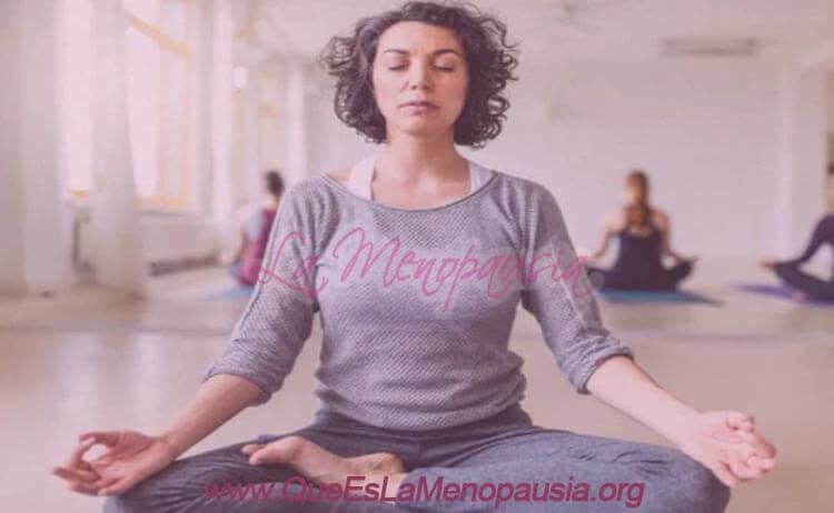 Tratamiento natural de la perimenopausia: Control mental