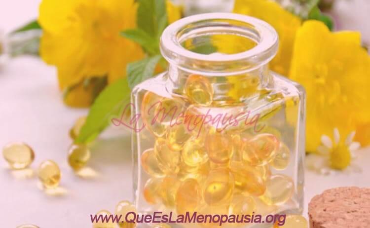 Suplementos y hierbas medicinales para la perimenopausia