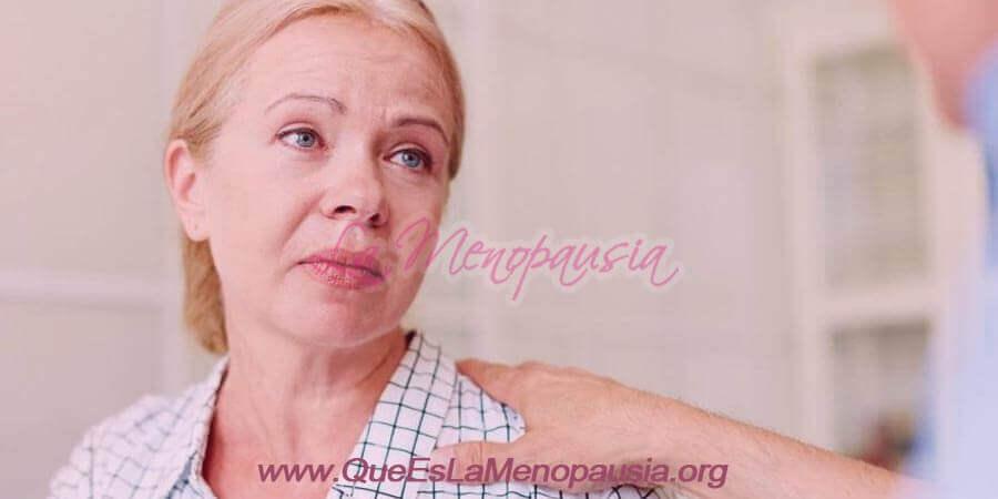 Afrontar los síntomas emocionales de la menopausia